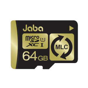 jaba MicroSDXC64GB MLC 외장메모리카드 블랙박스