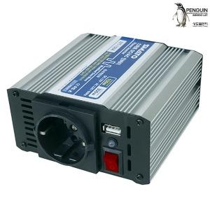 DC/AC 인버터 전류변환기 IVT150A/DC12v 출력150W