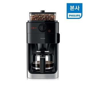 PHILIPS 커피메이커 그라인드 앱 드립 HD7761/00