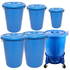 플라스틱통 대형 분리수거 쓰레기통 만능용기 운반구
