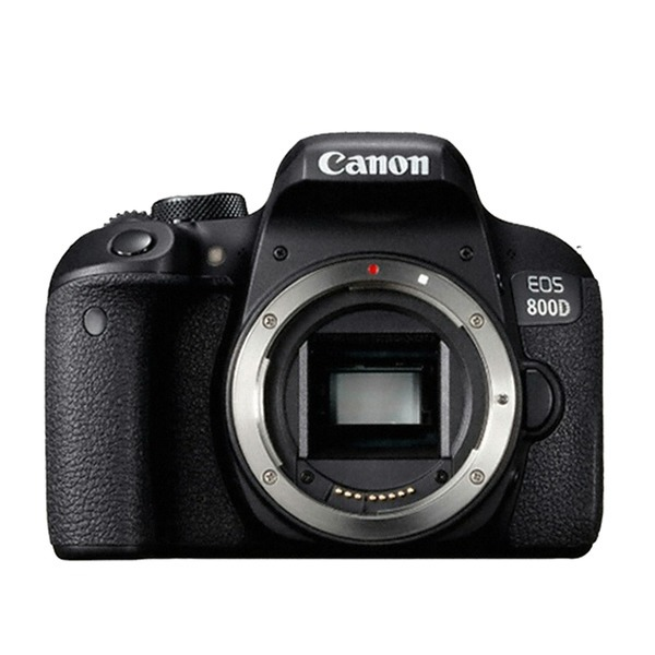 캐논 EOS 800D 바디(렌즈미포함) 새상품 태산
