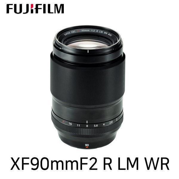 후지필름 XF90mmF2 R LM WR