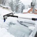 더룩 3in1 하이브리드 스크래퍼 눈/성에/얼음/물기제거