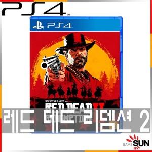 PS4 레드 데드 리뎀션 2 (한글판)