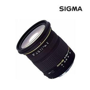 시그마 18-50mm F2.8 EX DC MACRO 소니 / wow