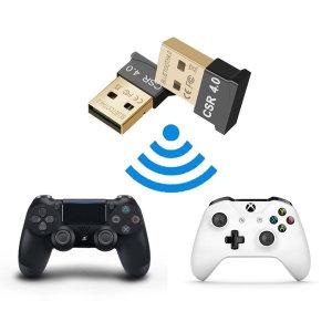 USB동글이 블루투스동글4.0 PC X박스패드 듀얼쇼크4