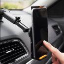 차량용 길이조절 360도회전 스마트폰거치대 OSA-LGRIP
