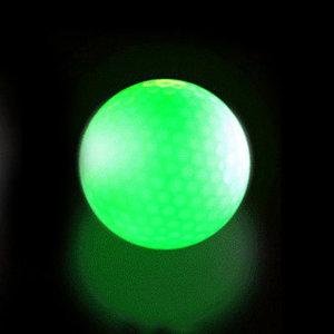LED골프공 (초록) 발광골프공 야광골프공 야간필드