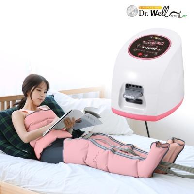 [닥터웰] 에어라이너 공기압 다리마사지기 HDW-5000(본체+다리)