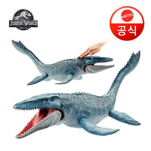 쥬라기월드2 리얼 스킨 모사사우르스 / 공룡 장난감