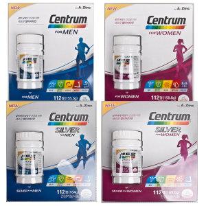 센트룸 112정 종합비타민 포맨/포우먼Centrum