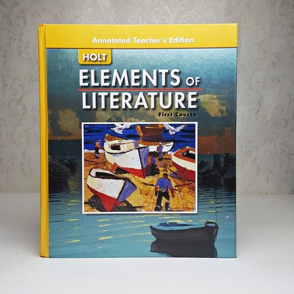 영문서적 Elements of Literature First course