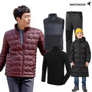 18FW 플리스자켓/티셔츠/팬츠 베스트 상품전