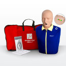 심폐소생술마네킹 CPR모형 성인모니터형 프레스탄