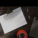 무료마킹 클립보드 A4가로용-메뉴판 빌지 파일 서류철