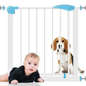 안전문/원터치 아기 유아 강아지 칸막이 철재 울타리