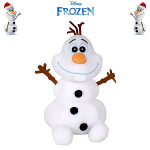 겨울왕국 뉴 올라프 인형 26cm 눈사람 캐릭터 애착