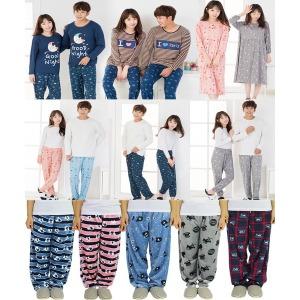 파자마/수면바지/잠옷바지/커플잠옷/홈웨어/상하세트