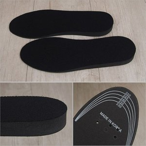 국산 메리 메쉬 1.5cm깔창(키높이 신발 구두 운동화)