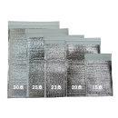 은박 접착식 보온보냉팩 100매/보냉팩/15x20cm