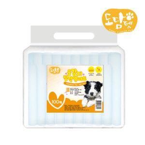 울강지1 강아지 절약형 패드 100매/애견패드(15g)