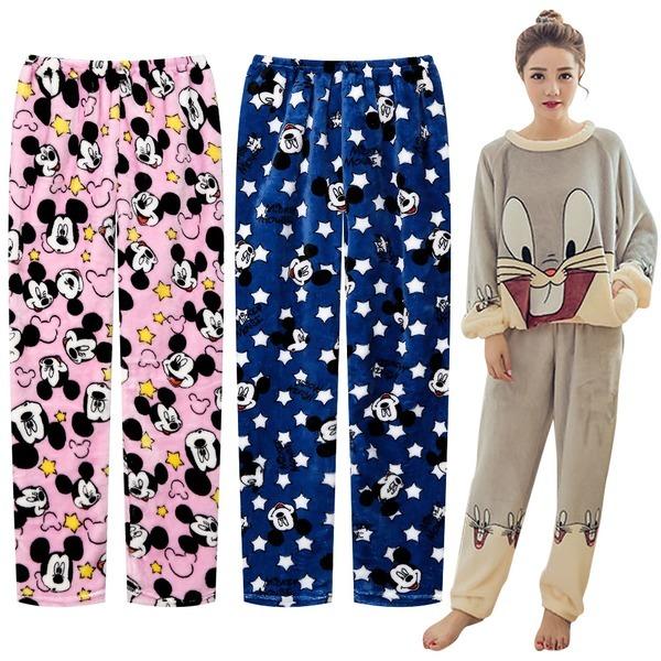 제이나나 1+1 따뜻한 수면바지/잠옷/파자마