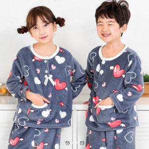 아동 주니어 수면잠옷 천사날개 아동 수면잠옷(주니어)