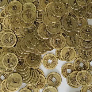 엽전 50개 내외/옛날 동전 돌잡이 소품 전통 제기