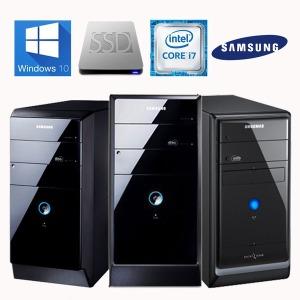 삼성전자 인텔 i7 게이밍 사무용 컴퓨터 SSD 240G