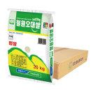 철원오대쌀 20kg 동송농협 18년산(박스포장)