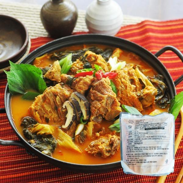 온가족 푸짐하게 감자탕 10인분 / 4.7kg 대용량