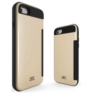 LG Q7 루시범퍼케이스 카드지갑 핸드폰케이스 휴대폰