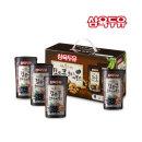 검은콩호두아몬드파우치 195ml 60팩 건강음료 콩두유
