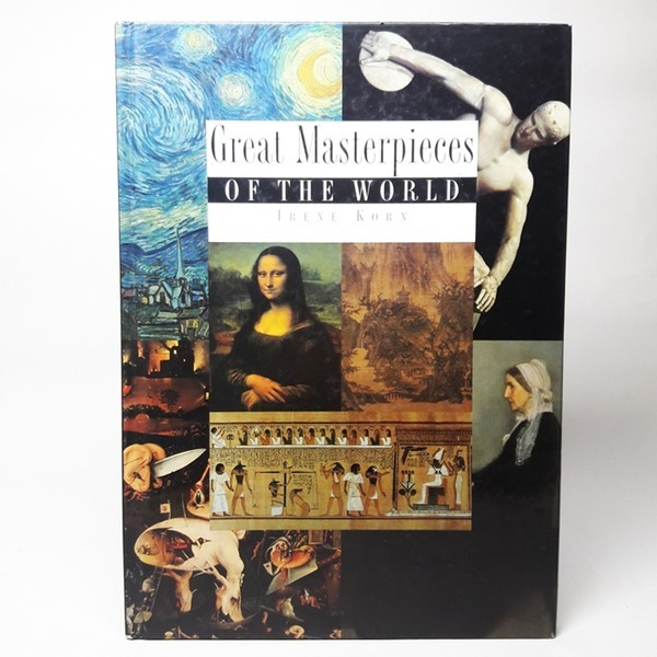 영문서적Great Masterpieces of the World Irene Korn