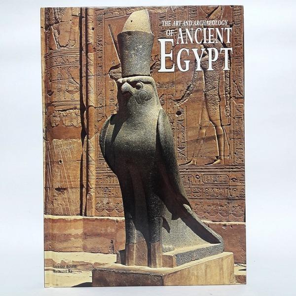 영문서적the art and archaeology of Ancient Egypt