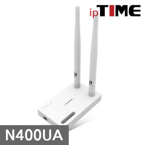 IPTIME N400UA USB 무선랜카드 300Mbps