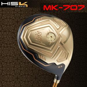 히스케이/정품 MK-707 초고반발 남성 드라이버/헤드만