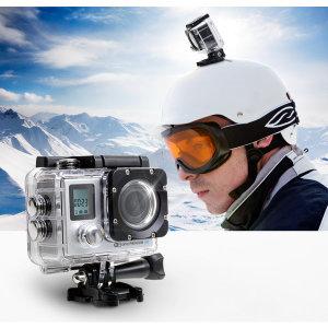 프리미엄 4K 액션캠 GPRO-4000 Wi-Fi/방수/소니센서