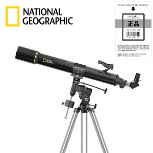 S_B 내셔널지오그래픽 90/900EQ 천체망원경/적도의식