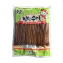 조림 반찬 우엉 김밥재료 김밥우엉 1kg 깔끔 안심포장