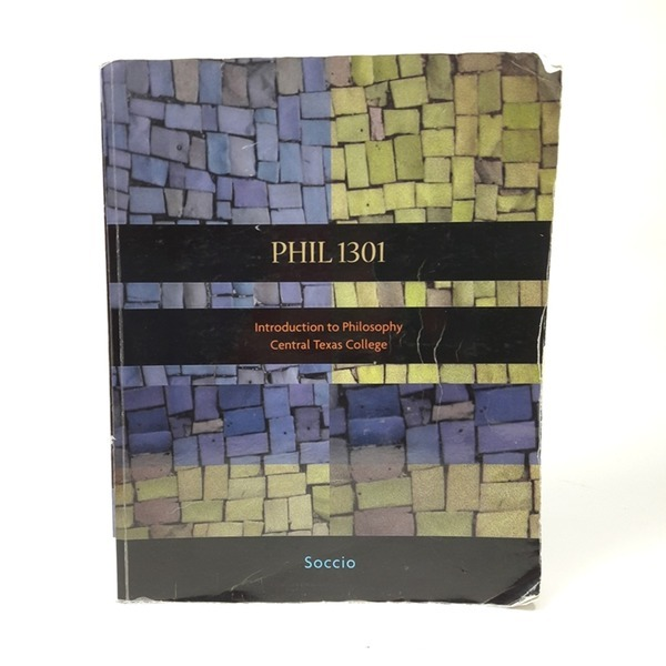 영문서적 PHIL 1301 Introduction to Philosophy