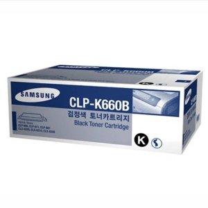 삼성정품 CLP-K660B CLP-C660B CLP-M660B CLP-Y660B