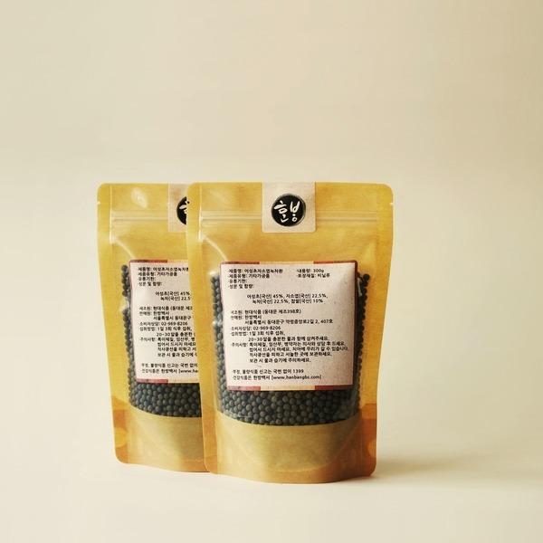 (한방백서) 어성초자소엽녹차환600g(300g+300g)