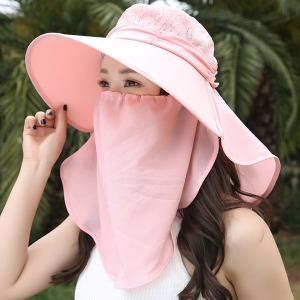 360도 자외선 차단 햇빛가리개 모자 썬캡 등산 모자