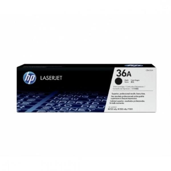 HP CB436A (NO.36A) 검정 정품토너 (2000매)