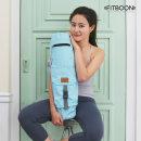 요가매트 가방 (민트) 요가용품 운동가방 요가스트랩