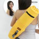 요가매트 가방 (옐로우) 요가 용품 스트랩 운동가방