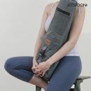 요가매트 가방 (그레이) 요가 용품 스트랩 운동 가방