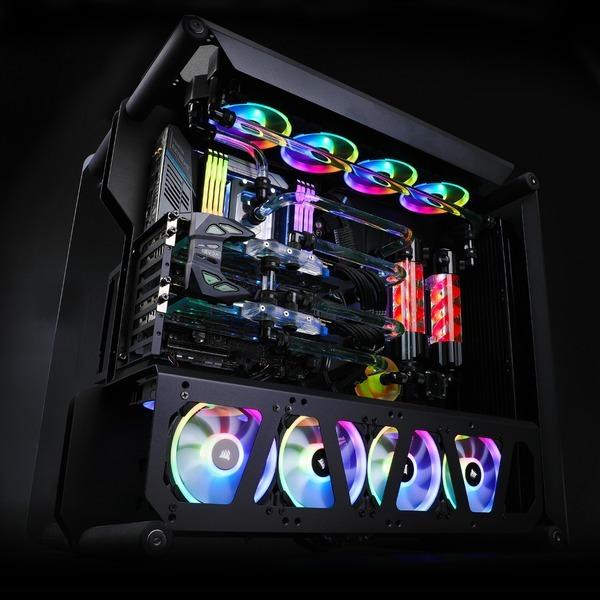 몬스타PC 2990WX+RTX2080Ti+128G 자이안트 커스텀수냉