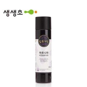담초가인 아로니아 자연발효식초 500ml